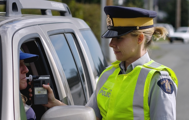 B.C. Supreme Court Justice Jon Sigurdson has declared part of the province's tough new impaired driving law as unconstitutional for turning police into a roadside judge, jury and executioner.