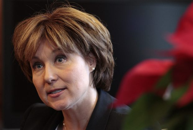 Premier Christy Clark: Commissioned independent review in mid-2011. (Dec. 2011)