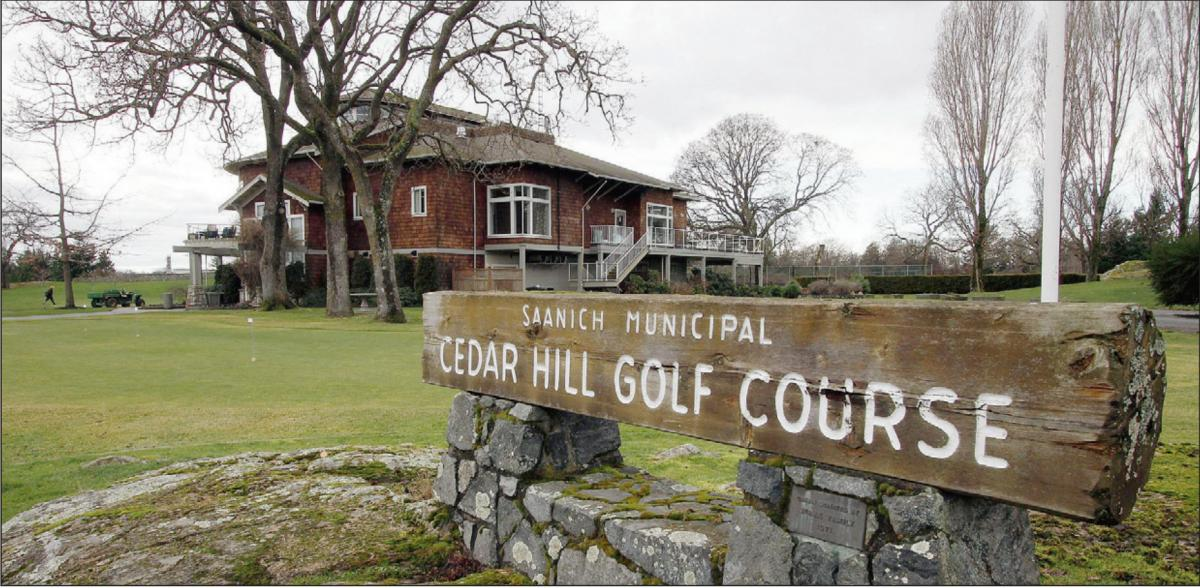A second public meeting will be held tonight to discuss the future of the troubled Saanich golf course.