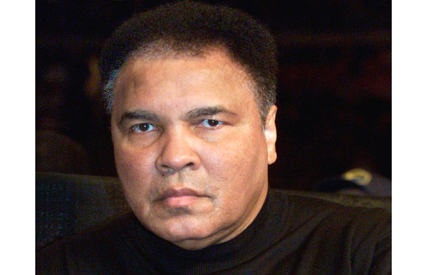 Boxing great Muhammad Ali will be among the celebrities coming to Victoria in May to support a David Foster Foundation fundraiser