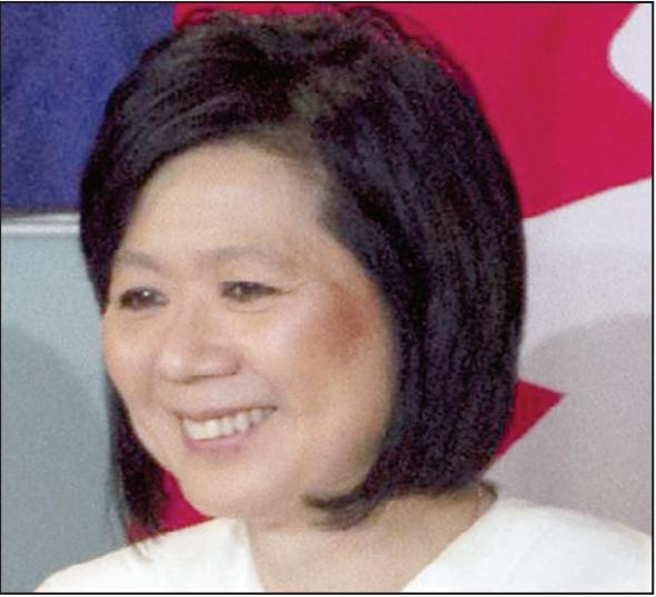 "Culture Minister Ida Chong: ""We try to be proactive."""