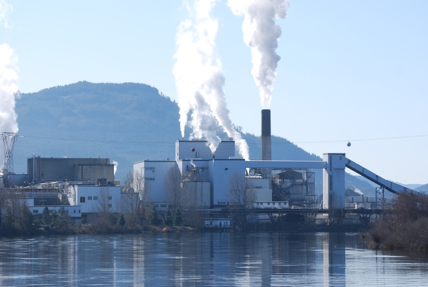 Port Alberni's Catalyst paper mill