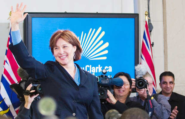"Premier Christy Clark made ""Family Day"" part of her platform during her bid for the Liberal leadership. The first Family Day will fall on February 11, 2013 and be celebrated thereafter on the second Monday of the month."
