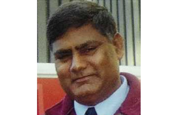 Ramesh Sharma was 57 when he died in the airport crash on July 29, 2011.