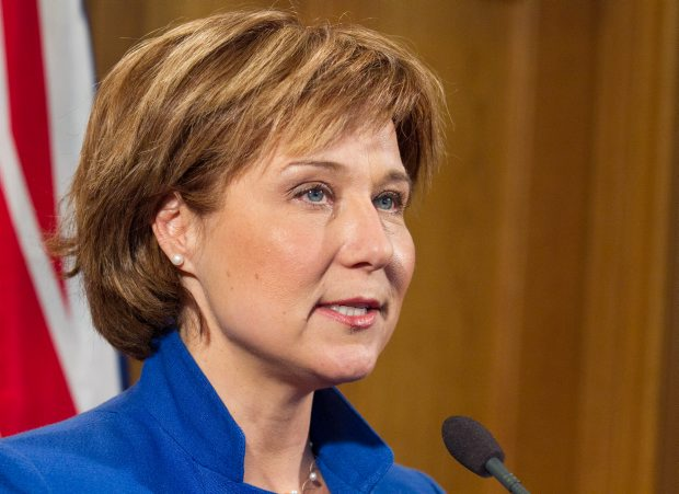 Christy Clark says bonuses were part of salaries.