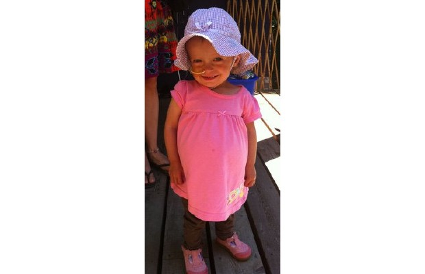 Kaiya McEwen was diagnosed with alpha 1-antitrypsin deficiency.